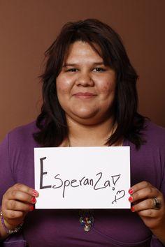 Hope, Norma Rodriguez, Estudiante, San Nicolás, México.