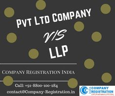 Why Pvt Ltd Company is more preferred type of company rather than LLP? #PvtLtdRegistration #LLPRegistration #CompanyRegistrationIndia #Business  http://company-registration-india.weebly.com/blog/why-pvt-ltd-company-is-more-preferred-type-of-company-rather-than-llp