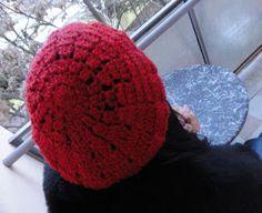 hannicraft: Simple beret crochet pattern
