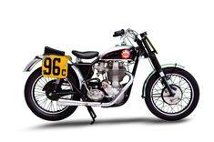 1956 BSA Gold Star TT Flat Track Racer
