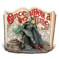 """""""Once Upon A Time"""" figurine"""