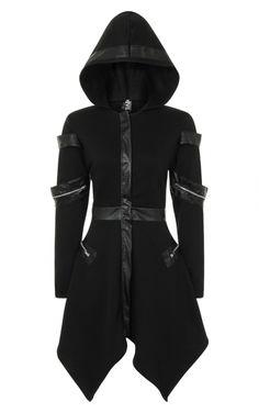 Necessary Evil Moirai Coat