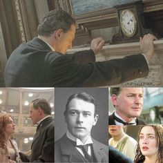 144 years ago today on the February 1873 the designer of Titanic Thomas Andrews was born in Belfast, N. Mr Andrews was onboard… Victor Garber, Thomas Andrews, Emma Stone, Belfast, Titanic, Classic Hollywood, Ireland, February, Actors