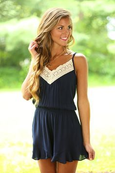 Fashion and More!: Different Types Of Rompers