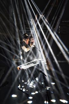 Moogfest day three kicked off on May 21 with a stellar lineup of panels, workshops, and shows. Riding the momentum of two fantastic days. Gary Numan, Family Events, 7 Year Olds, Music Icon, Pop Rocks, Music Industry, Rock Style, Rock Music, Music Artists