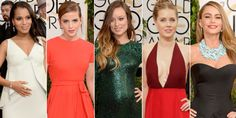 """Ready to play """"Fashion Police""""? The Golden Globes are here, the first big awards show of the year where we can all play style critic and rank stars' dresses, jewelry, hair and makeup from best to worst."""
