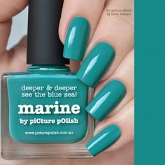 piCture pOlish : Picture Polish Marine Shop here- www.color4nails.com Worldwide shipping available