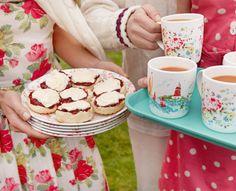 Cath Kidston tea party
