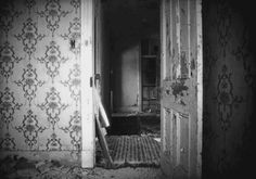 scary black and white pictures - Google Search