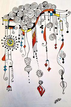 pushing the envelopes: Guest Artist - Lynn Vaugh Allen