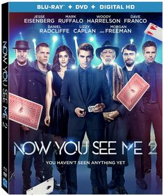 Now You See Me 2 (2016) [BDRip]