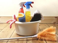Tips for cleaning new house before you move in