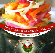 Merry Christmas Hongkong......from Paleo Taste HK Team. May God richly bless you in this festival of peace & joy. Enjoy good health with our rich meal plans. Order Now : www.paleotaste.com.hk . #hongkong #diet #healthy #fitness #meal #christmas2017 #whole30 #paleo #paleo30 #glutenfree #dairyfree #unprocessed #vegan #keto