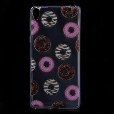 Coque Sony Xperia E5 - Multiples Donuts