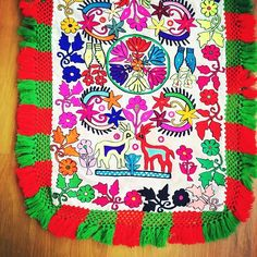 RR Vintage Afghani pillow cover