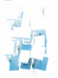 ハウスB | office of kumiko inui Architecture Images, Architecture Graphics, Model Sketch, Arch Model, Technical Drawing, Model Building, Design Development, Pavilion, Presentation