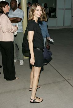 Sofia Coppola attends 'Hero' Los Angeles premiere 2004 | Photo Gregg DeGuire/WireImage.