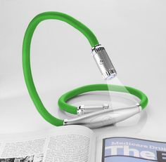 Tech Tools PI422 Twist A Lite  Hands Free Flexible LED Light Green ** Click image to review more details.