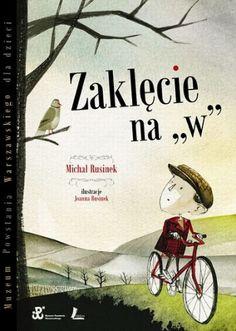 """Okładka książki Zaklęcie na """"w"""""""