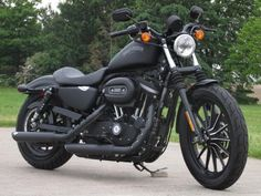 2013 Harley-Davidson XL883N Sportster Iron - Vance & Hines Exhaust for ...