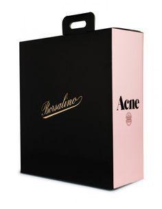 Förpackad » Acne+Borsalino CAP — Designspiration