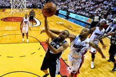 El Heat de Miami intenta detener a una máquina: los Spurs de San Antonio | AccionMusical