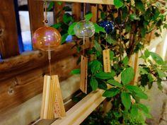 川越氷川神社の「縁結び風鈴」