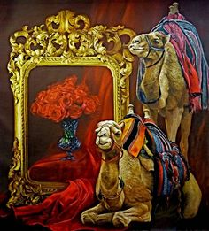 Silvana Pasini, who was born in in fact starting painting with the greatest of ease during her childhood. Art Atelier, Wildlife, Artwork, Flowers, Painting, Animals, Art, Work Of Art, Animales