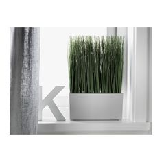FEJKA Artificial potted plant with pot IKEA Lifelike artificial plant that remains looking fresh year after year.