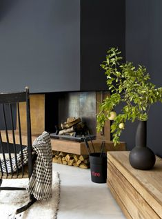 Marie-Laure Helmkampf is an interior designer after my heart. Her spaces are so full of all thi...