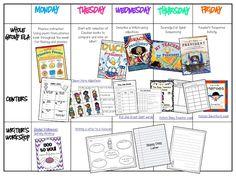 The Teachers' Cauldron: Election Week - Hodgepodge Visual Plans