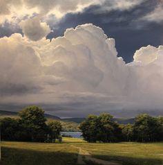 Rising Thunderhead.  Renato Muccillo.