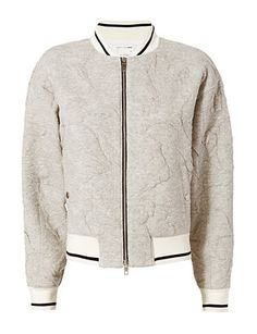 Rag & Bone/JEAN Quilted Bomber