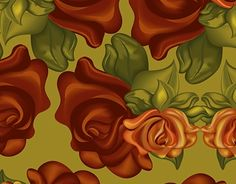 """Check out new work on my @Behance portfolio: """"Rosas """" http://be.net/gallery/31785321/Rosas-"""