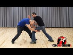 Defense against a Tackle - Self Defense - YouTube