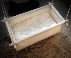 RestNest, The Organic Hanging cradle. $229.00, via Etsy.