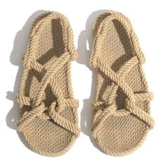 rope sandals                                                                                                                                                                                 More