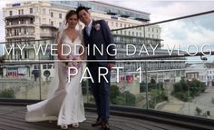 My wedding day vlog | part 1 | Pixi Palmer #rwoyt  Come behind the scenes of our wedding, watch the hair & makeup, with the hairdresser & makeup artist at work. Come with us while we get ready & I log the day before in my video diary blog. See the table decorations & displays that we set up & the flower arrangements. Get some ideas of what to do for your own big day. Oh & see our sweet buffet  only on this YouTube video