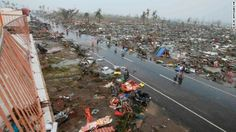 Typhoon Haiyan - Devastation and Catastrophe on a Grand Scale