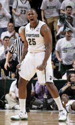 If theres ever been a Michigan State athlete whos undergone a bigger transformation than Derrick Nix, good luck naming him or her.