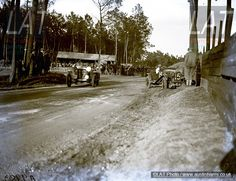 LE MANS 1928 - Lagonda OH 2L Speed #15