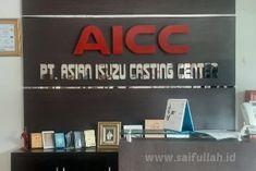 Lowongan Kerja Engineering Administrator PT. Asian Isuzu Casting Center Karawang
