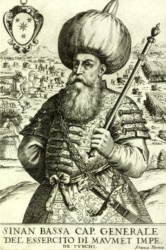 Ciğalazade Yusuf Sinan Paşa.. 1591-95 ve 1599-1604 arası toplam 10 yıl kaptan-ı derya.. 27 Ekim-5 Aralık 1596 arası sadrazam..