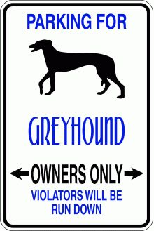 Parking for Greyhound Owners Only Sign @ Car Stickers Decals Greyhound Art, Italian Greyhound, Most Beautiful Dogs, Grey Hound Dog, Car Stickers, Training Your Dog, Sticker Design, Animals And Pets, Cute Dogs