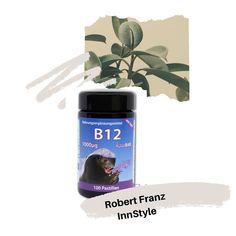 ❤🚫Vitamin B12 Pastillen🚫❤  ❣⚠️■Wir betrachten Schönheit und Gesundheit ganzheitlich. Neben Kosmetikbehandlungen und Produkten bietet InnStyle in Altheim daher auch Nahrungsergänzungsmittel von Robert... Vitamin B12, Travel Mug, Mugs, Tableware, Health, Dinnerware, Tumblers, Tablewares, Mug