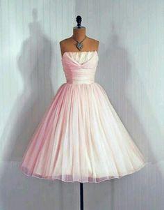 A 1950s dress