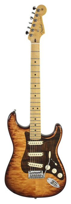 Fender Select Stratocaster Inlaid Walnut Guard