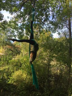 Life is too short to just dream  aerial silks