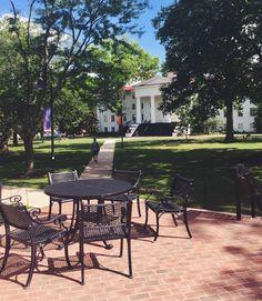 Gettysburg College, Patio, Outdoor Decor, Home Decor, Decoration Home, Room Decor, Home Interior Design, Home Decoration, Terrace