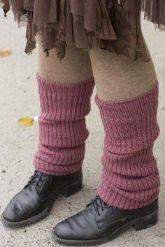 Harajuku Scrunchy Socks
